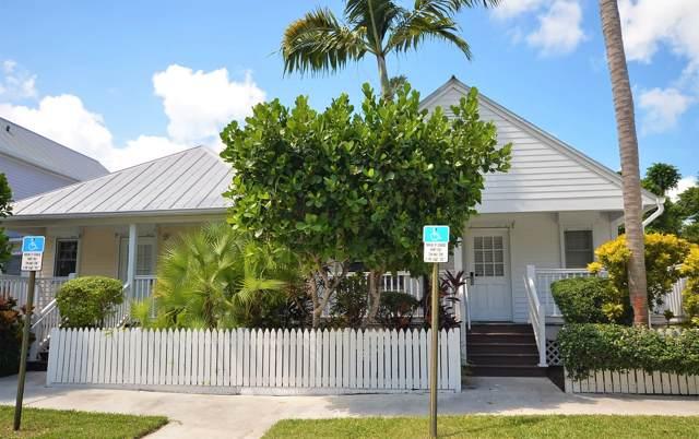 7104 Harbor Village Drive 7104 & 7105, Duck Key, FL 33050 (MLS #587569) :: KeyIsle Realty