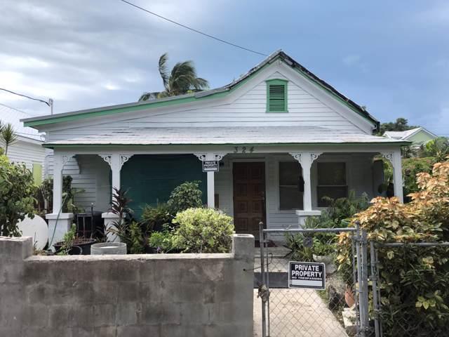 324 Virginia Street, Key West, FL 33040 (MLS #587608) :: Key West Luxury Real Estate Inc