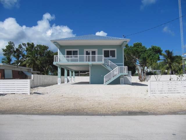 16 N Channel Drive, Key Largo, FL 33037 (MLS #587610) :: Key West Luxury Real Estate Inc