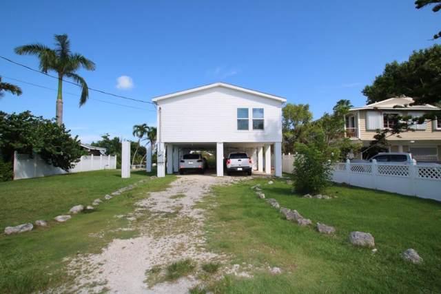 156 Sugarloaf Drive, Sugarloaf Key, FL 33042 (MLS #587672) :: Coastal Collection Real Estate Inc.