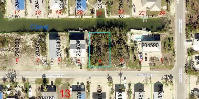 00 Anguila Lane, Ramrod Key, FL 33042 (MLS #587677) :: Key West Luxury Real Estate Inc