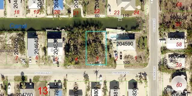 27413 Anguila Lane, Ramrod Key, FL 33042 (MLS #587678) :: Key West Luxury Real Estate Inc