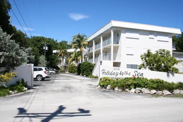 300 Ocean Drive #24, Key Largo, FL 33037 (MLS #587694) :: Key West Luxury Real Estate Inc