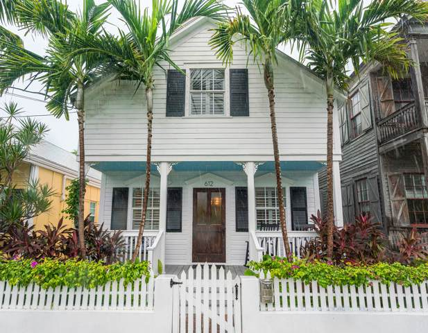 612 White Street, Key West, FL 33040 (MLS #587708) :: Coastal Collection Real Estate Inc.