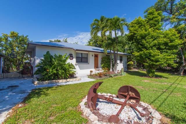 13 Avenue F, Marathon, FL 33050 (MLS #587711) :: Coastal Collection Real Estate Inc.