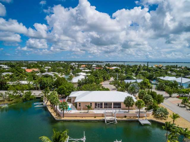 20995 2Nd Avenue, Cudjoe Key, FL 33042 (MLS #587723) :: Key West Luxury Real Estate Inc