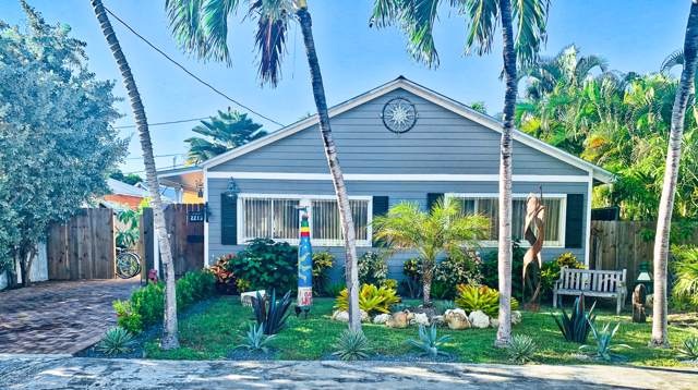 2213 Fogarty Avenue, Key West, FL 33040 (MLS #587725) :: KeyIsle Realty