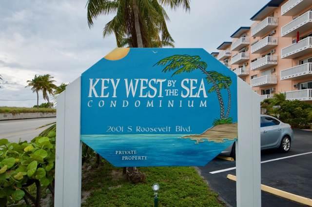 2601 S 2601 Roosevelt Boulevard 202A, Key West, FL 33040 (MLS #587771) :: Coastal Collection Real Estate Inc.