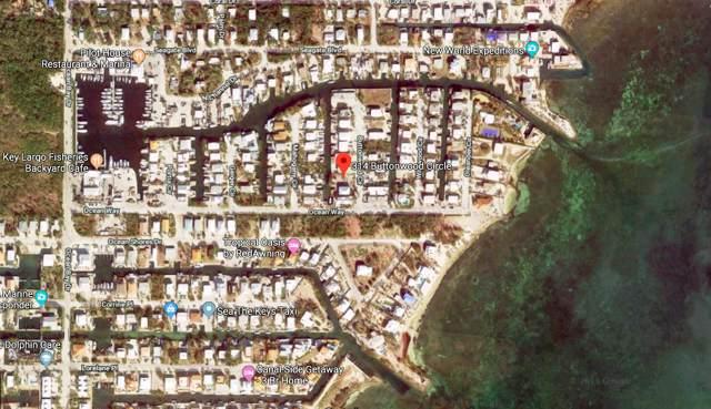 314 Buttonwood Circle, Key Largo, FL 33037 (MLS #587785) :: Brenda Donnelly Group