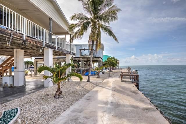 956 W A 105Th Street, Marathon, FL 33050 (MLS #587847) :: Key West Luxury Real Estate Inc