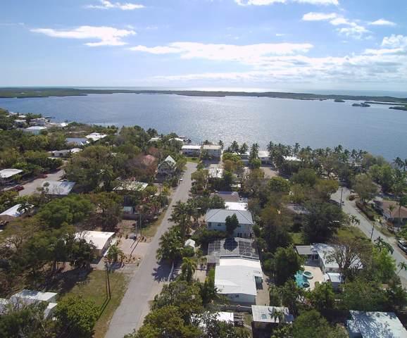 0 Jewfish Avenue, Key Largo, FL 33037 (MLS #587852) :: Brenda Donnelly Group
