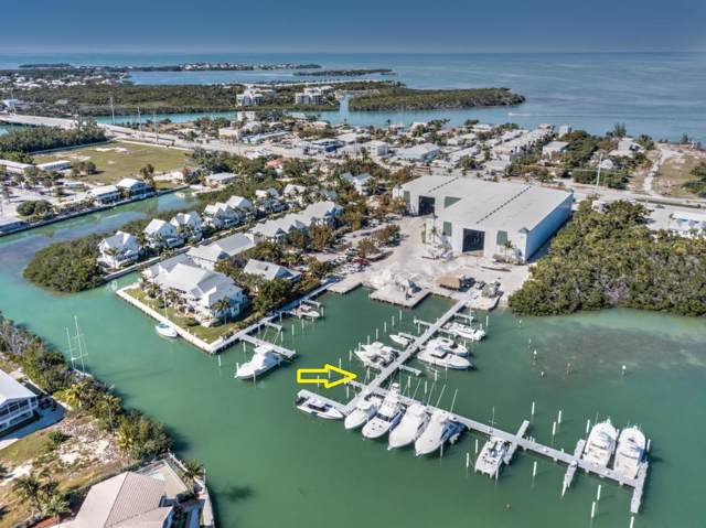 12399 Overseas Highway #38, Marathon, FL 33050 (MLS #587857) :: Brenda Donnelly Group