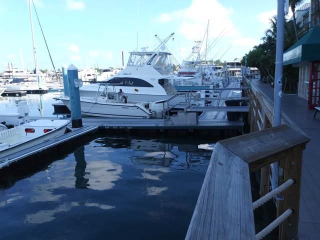 619 Front Street Gulf 32&33, Key West, FL 33040 (MLS #587894) :: Key West Luxury Real Estate Inc