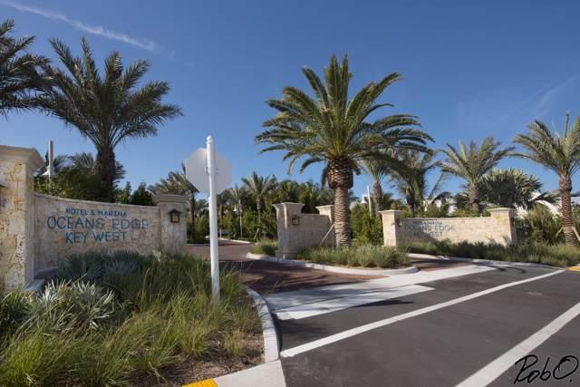 5950 Peninsular Avenue #643, Stock Island, FL 33040 (MLS #587899) :: Key West Luxury Real Estate Inc