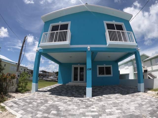 138 Normandy Drive, Key Largo, FL 33070 (MLS #587935) :: Key West Luxury Real Estate Inc