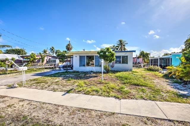 540 96Th Street Ocean Street, Marathon, FL 33050 (MLS #587944) :: Key West Luxury Real Estate Inc