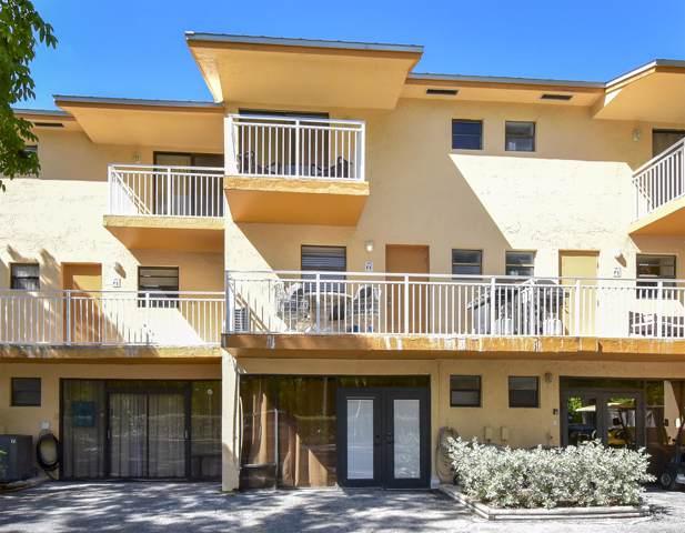 1500 Ocean Bay Drive P4, Key Largo, FL 33037 (MLS #587985) :: Key West Luxury Real Estate Inc