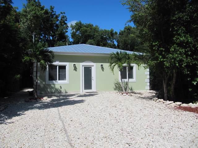 223 Lignumvitae Drive, Key Largo, FL 33037 (MLS #588007) :: Key West Luxury Real Estate Inc