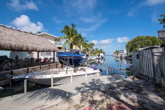 106 Hilson Court, Key Largo, FL 33070 (MLS #588024) :: Born to Sell the Keys