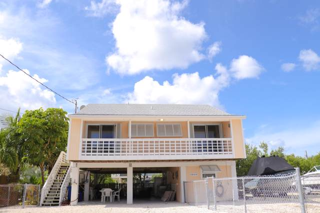 3640 Fox Street, Big Pine Key, FL 33043 (MLS #588043) :: Key West Luxury Real Estate Inc
