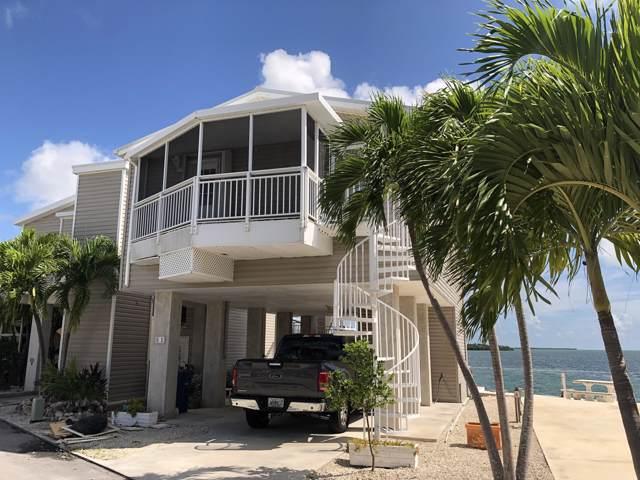 701 Spanish Main Drive #51, Cudjoe Key, FL 33042 (MLS #588046) :: Brenda Donnelly Group