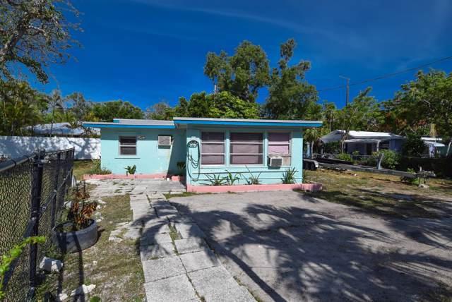 880 50th Street Gulf, Marathon, FL 33050 (MLS #588050) :: Key West Luxury Real Estate Inc