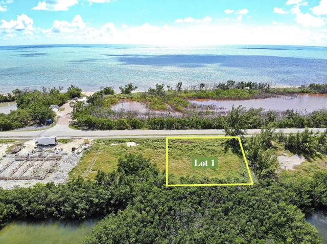 1690 Coco Plum Drive Lot 1, Marathon, FL 33050 (MLS #588055) :: Key West Luxury Real Estate Inc