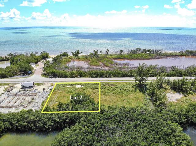 1690 Coco Plum Drive Lot 2, Marathon, FL 33050 (MLS #588056) :: Key West Luxury Real Estate Inc