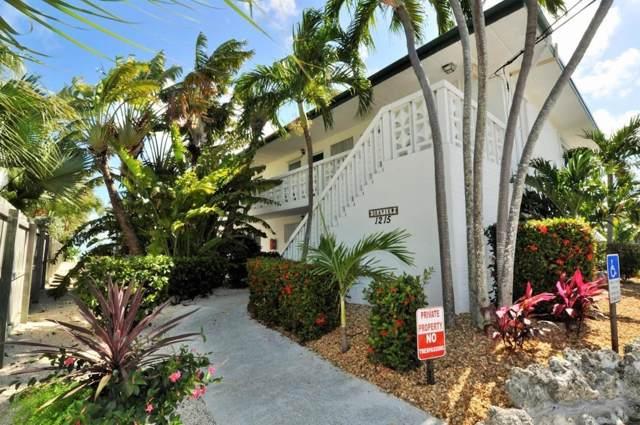1215 97Th Street Ocean #6, Marathon, FL 33050 (MLS #588087) :: Key West Luxury Real Estate Inc