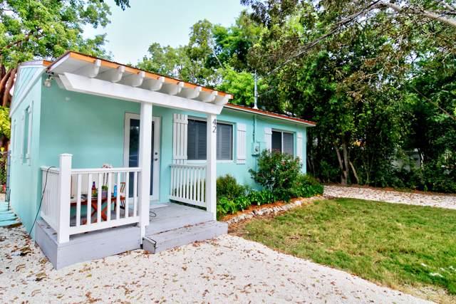 42 Coral Drive, Key Largo, FL 33037 (MLS #588096) :: Key West Luxury Real Estate Inc