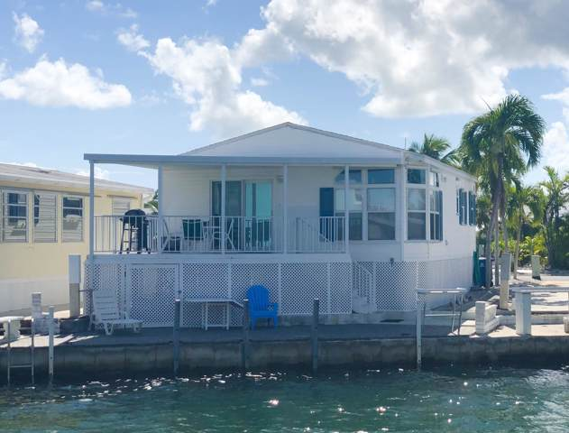 701 Spanish Main Drive #274, Cudjoe Key, FL 33042 (MLS #588100) :: Coastal Collection Real Estate Inc.
