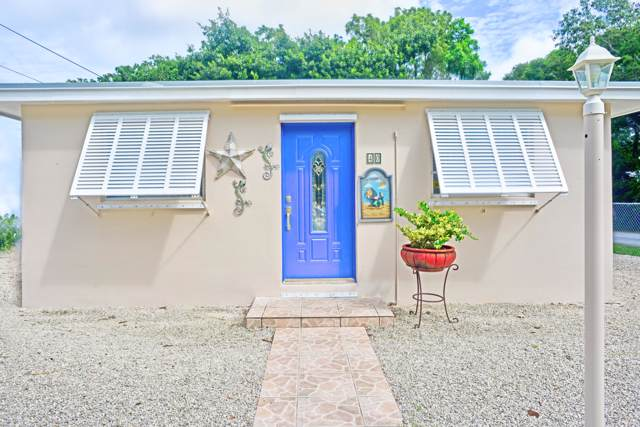 40 Transylvania Avenue, Key Largo, FL 33037 (MLS #588112) :: Key West Luxury Real Estate Inc