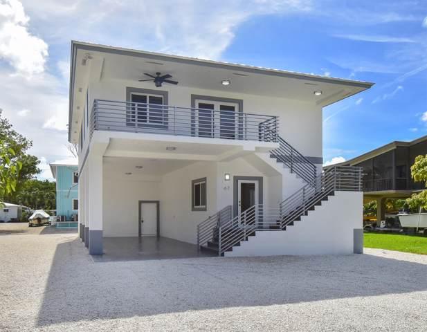 67 Snapper Avenue, Key Largo, FL 33037 (MLS #588116) :: Key West Luxury Real Estate Inc