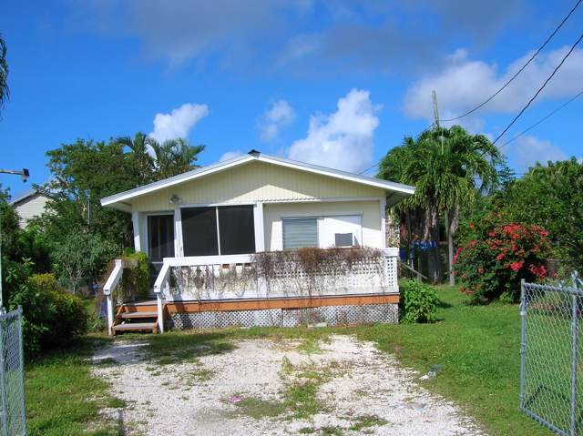 31051 Avenue G, Big Pine Key, FL 33043 (MLS #588138) :: Key West Luxury Real Estate Inc