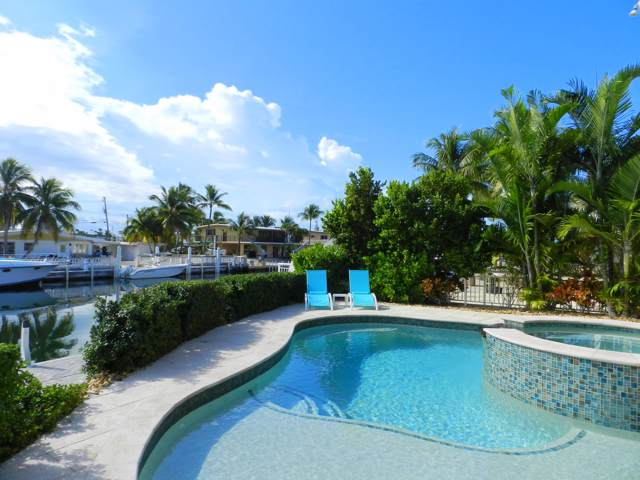 141 Leoni Drive, Plantation Key, FL 33036 (MLS #588142) :: Key West Luxury Real Estate Inc