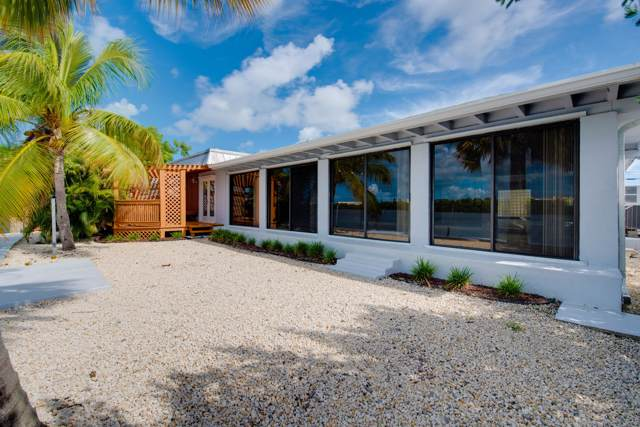 121 Key Haven Road, Key Haven, FL 33040 (MLS #588187) :: Key West Luxury Real Estate Inc