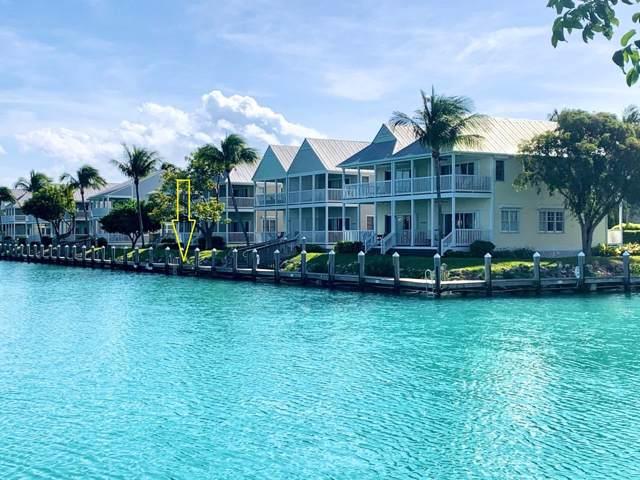 0 Dock Harbor Village Drive #23, Duck Key, FL 33050 (MLS #588193) :: KeyIsle Realty