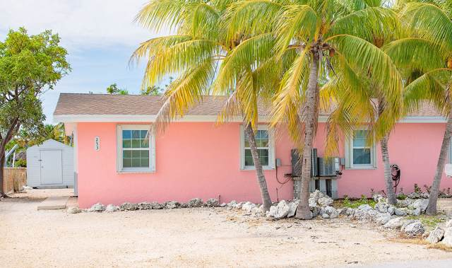 253 51st Street, Marathon, FL 33050 (MLS #588208) :: Key West Luxury Real Estate Inc