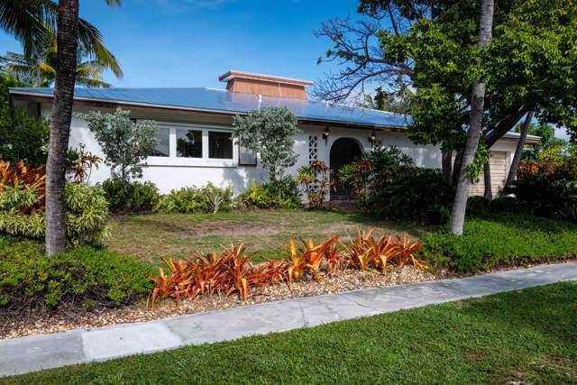 401 Cactus Drive, Key Haven, FL 33040 (MLS #588241) :: Key West Luxury Real Estate Inc