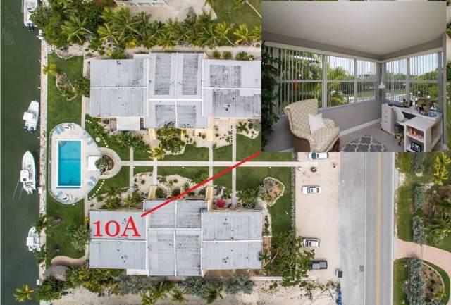 593 Sombrero Beach Road 10A, Marathon, FL 33050 (MLS #588254) :: Brenda Donnelly Group