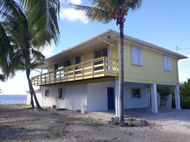 1224 Rogers Lane, Cudjoe Key, FL 33042 (MLS #588258) :: Key West Luxury Real Estate Inc