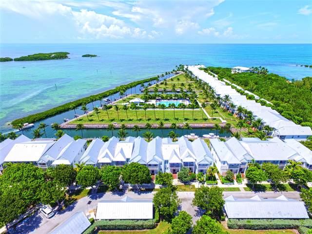 11600 1St Avenue Gulf #28, Marathon, FL 33050 (MLS #588262) :: Key West Luxury Real Estate Inc
