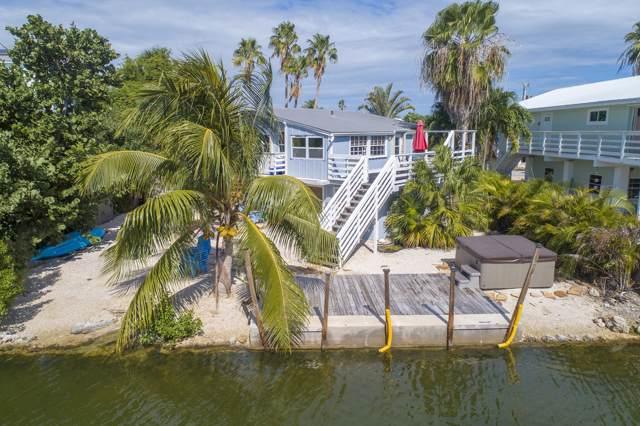 22832 John Silver Lane, Cudjoe Key, FL 33042 (MLS #588263) :: Key West Luxury Real Estate Inc