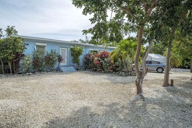745 Crane Boulevard, Sugarloaf Key, FL 33042 (MLS #588264) :: Key West Luxury Real Estate Inc