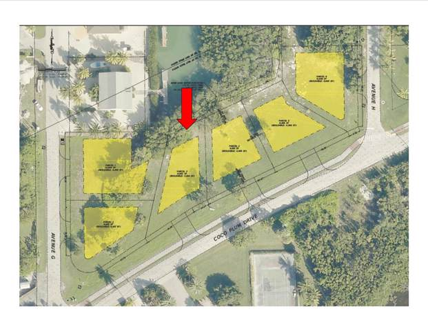 132 Coco Plum Drive, Marathon, FL 33050 (MLS #588267) :: Key West Luxury Real Estate Inc
