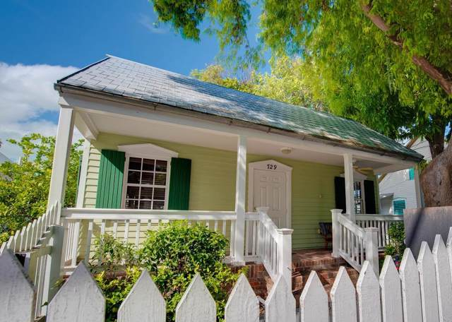 729 Olivia Street, Key West, FL 33040 (MLS #588272) :: Key West Luxury Real Estate Inc