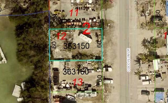 35 Coco Plum Drive, Marathon, FL 33050 (MLS #588279) :: Jimmy Lane Home Team