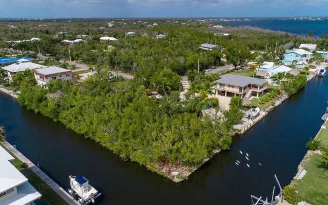 30894 Palm Drive, Big Pine Key, FL 33043 (MLS #588339) :: Key West Luxury Real Estate Inc