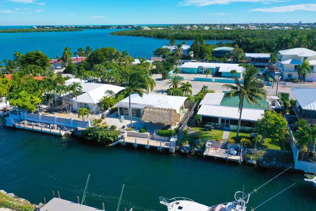 2701 Yellowtail Avenue, Marathon, FL 33050 (MLS #588344) :: Key West Luxury Real Estate Inc