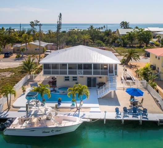 274 W Seaview Drive, Duck Key, FL 33050 (MLS #588367) :: Key West Luxury Real Estate Inc